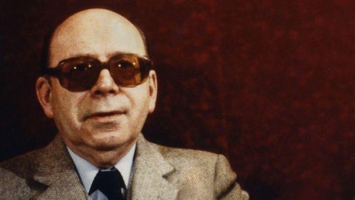 French producer Georges de Beauregard (1920-1984).  (CHRISTOPHEL / AFP COLLECTION)