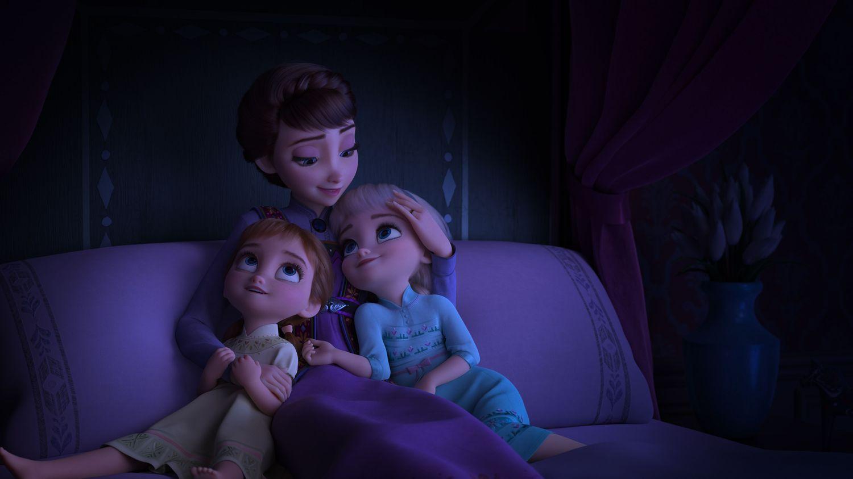 la reine des neiges quel modele les