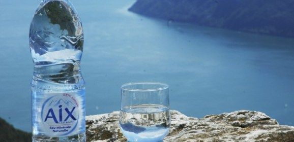 Pairing Food and Rhone-Alpes waters