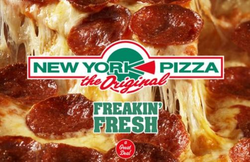 New York Pizza Franchise