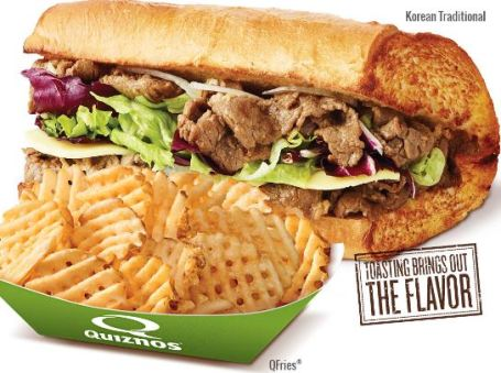 Starting Quiznos franchise in India