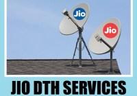 Reliance Jio DTH franchise