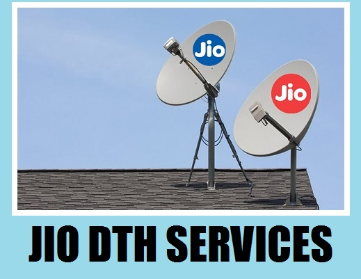 Reliance Jio DTH franchise