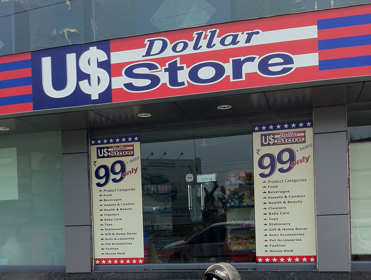 How To Start A US Dollar Store Franchise In India