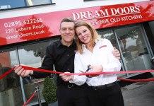 dream doors franchise Scotland