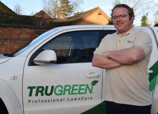 Robert Grant TruGreen South Lincolnshire