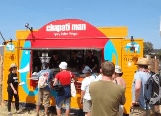 chapati man