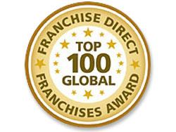 2009 Top 100 Global Franchises Award