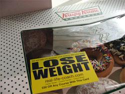 Krispy Kreme irony