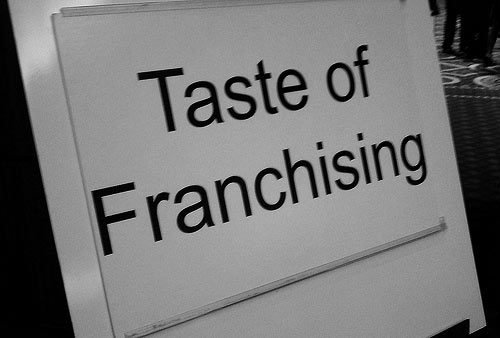 franchising benefits