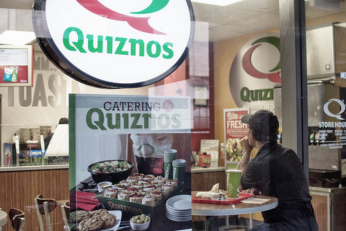 Quiznos at SBA