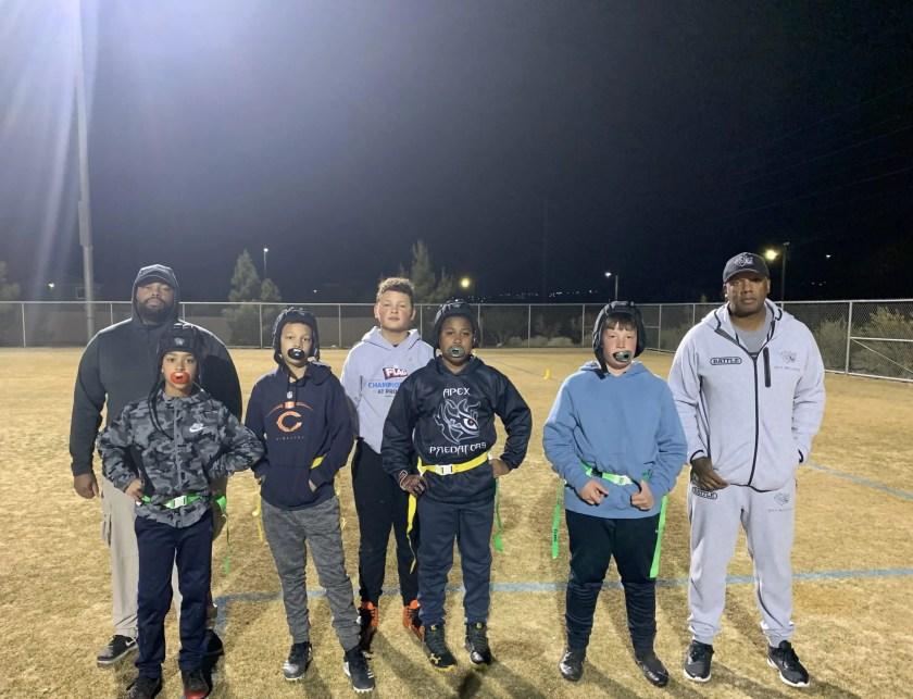 Las Vegas Apex Predators Youth Flag Football