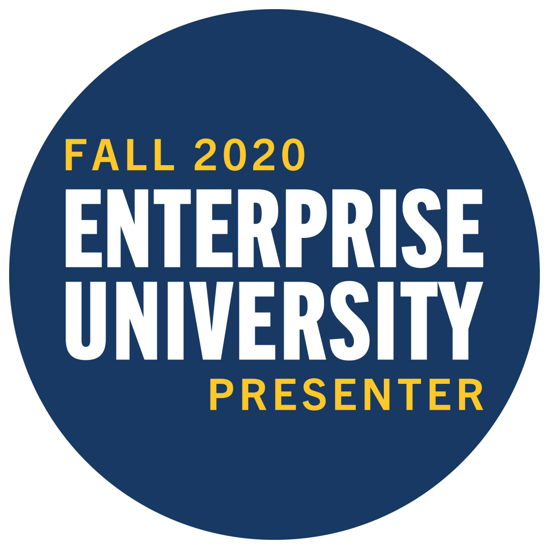 ENTERPrise university badge