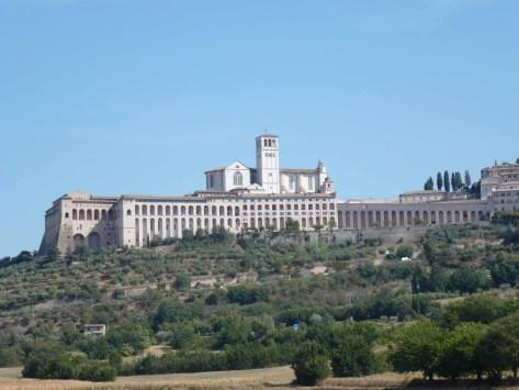 Dag 16 Assisi