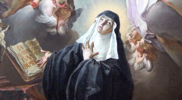 Image result for St. Scholastica