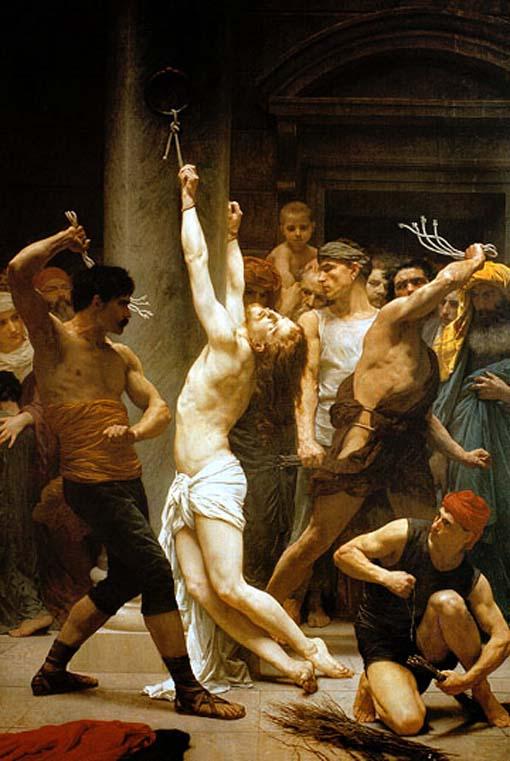 Resultado de imagen de Flagelación de Cristo