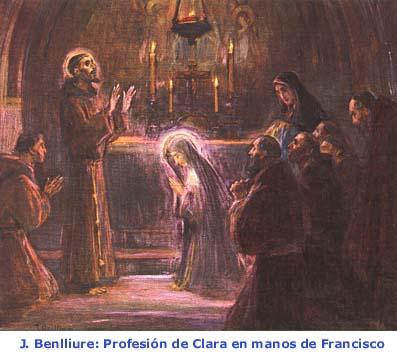 Resultado de imagen de Aprobación de la Regla de las Doncellas pobres de Santa Clara.