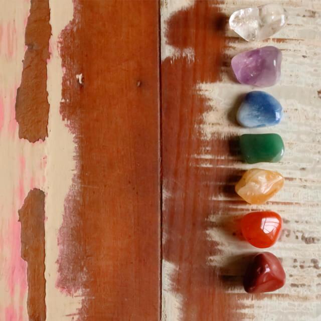 Meditación Chakras y Colores