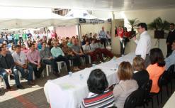 Durante a inauguração, prefeito Neto disse que criação da unidade é uma demanda para restabelecer a dignidade de famílias afetadas pelo problema
