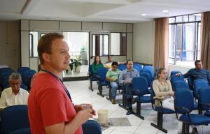 Claudionei Roessler, coordenador de Endemias: mesmo longe de ter epidemia, situação ainda preocupa