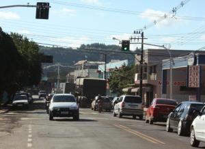 Na Cango, semáforo melhorou conversões aos motoristas que adentram na avenida General Osório