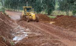 Estradas começaram a ser recuperadas ainda na terça-feira