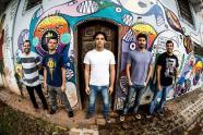 A banda Matorrales se apresenta no domingo, às 18h
