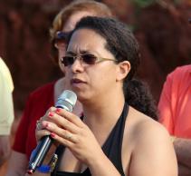 """Valdenice Setti: """"melhoria do atendimento básico de saúde era uma das prioridades da comunidade"""""""
