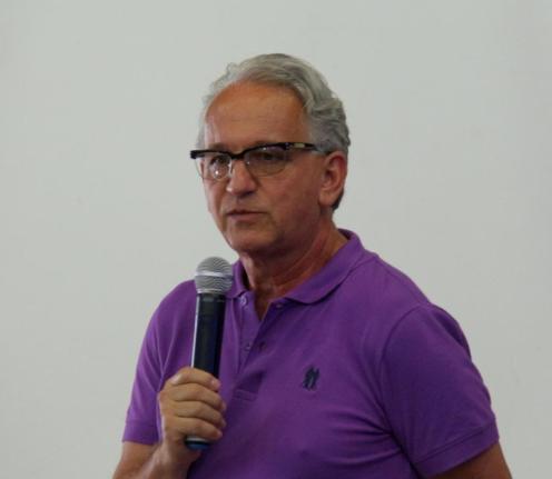 """Professor dr. Paulo Inocente: """"o grande vazio educacional é a falta de emoção, o resgate da sensibilidade"""""""