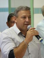 """Diner Godinho, presidente da APMF: """"Estamos dando um grande passo para oferecer melhores condições de ensino para os alunos"""""""