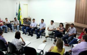 Prefeito Cantelmo Neto comandou a primeira reunião do ano com o G20 – grupo de secretários municipais e principais diretores e assessores