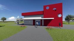 Projeto elaborado pelo DIPPM prevê a construção de sede para associação; recursos são indicação do vereador Adams Brizola