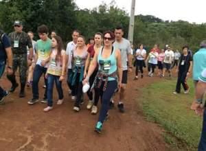 3ª Caminhada na Natureza -19-04-15 - 1