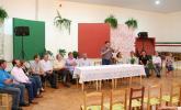 Prefeito Cantelmo Neto destacou modelo de gestão descentralizada do governo municipal, que contempla bairros e comunidades do interior com obras e serviços públicos