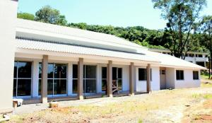 Obra do centro de recuperação de dependentes químicos em Beltrão está pronta e deve começar a funcionar nos próximos meses