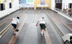 Centro esportivo foi construído em três etapas com recursos federais e municipais e servirá para treinos e competições da Abbel