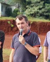 """Cesar Solano: """"poder público está conseguindo acompanhar o crescimento do bairro"""""""