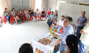 Espaço foi entregue pela Prefeitura em evento com a comunidade