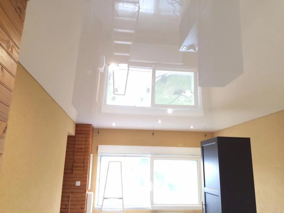 Plafond tendu  chaud  Hettenschlag  Francis Collin Dco