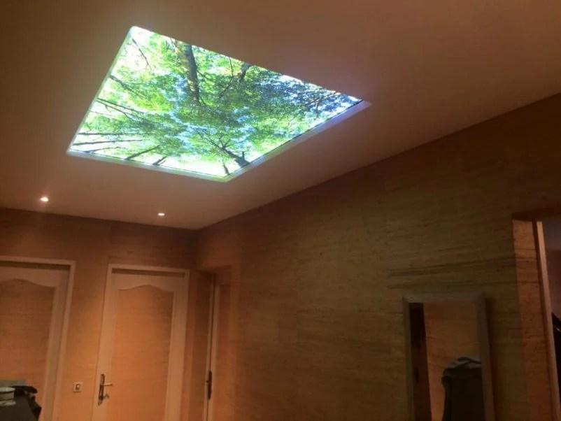mulhouse toile tendue plafond
