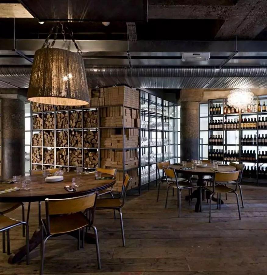 FS mobiliario contract y proyectos de restaurantes de diseo