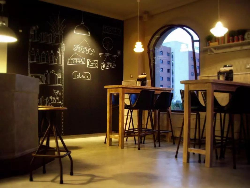 Decoracion De Bares Modernos Amazing Decoracion Tematica