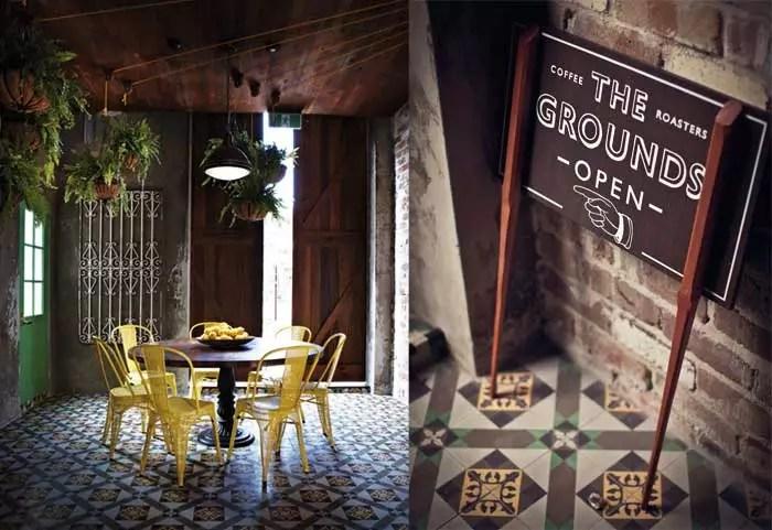 Francisco Segarra muebles mesas y sillas para restaurante