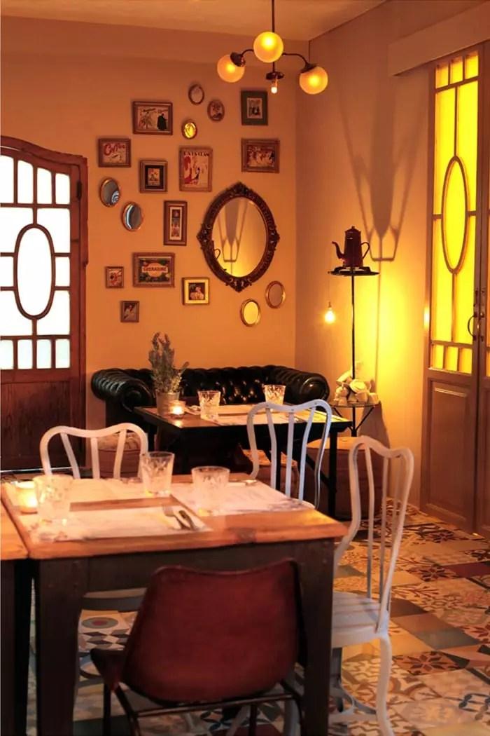 Muebles FS en el proyecto de interiorismo restaurante Picap