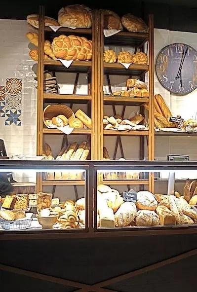 Mobiliario vintage FS decoracin de la panadera Vallesp