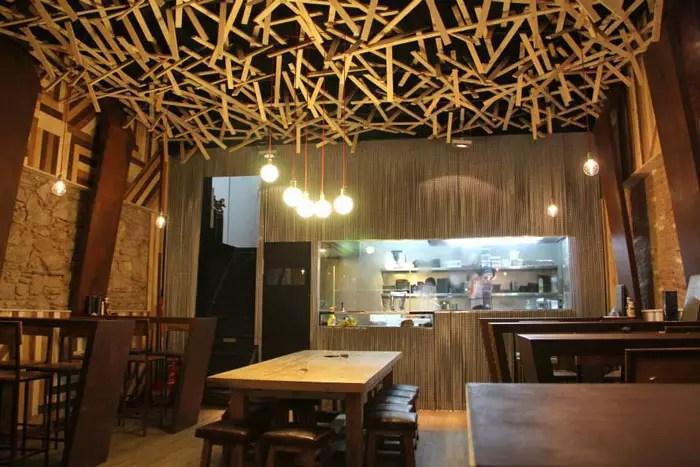 Arquitectura de interiores y decoracin cervecera BierCaB