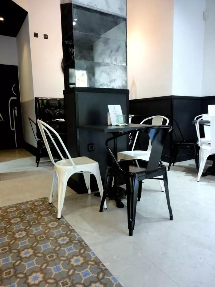 Diseo interior de panadera pastelera Lazareno Gourmet