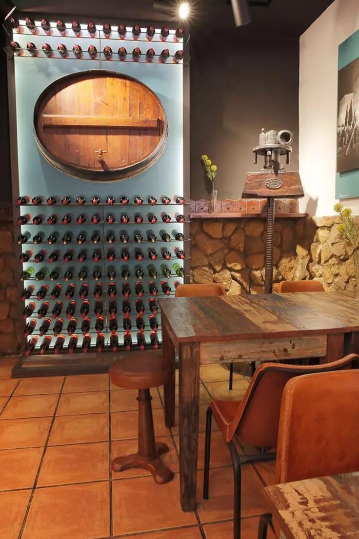 Proyecto remodelacin y decoracin bar restaurante La Zaranda