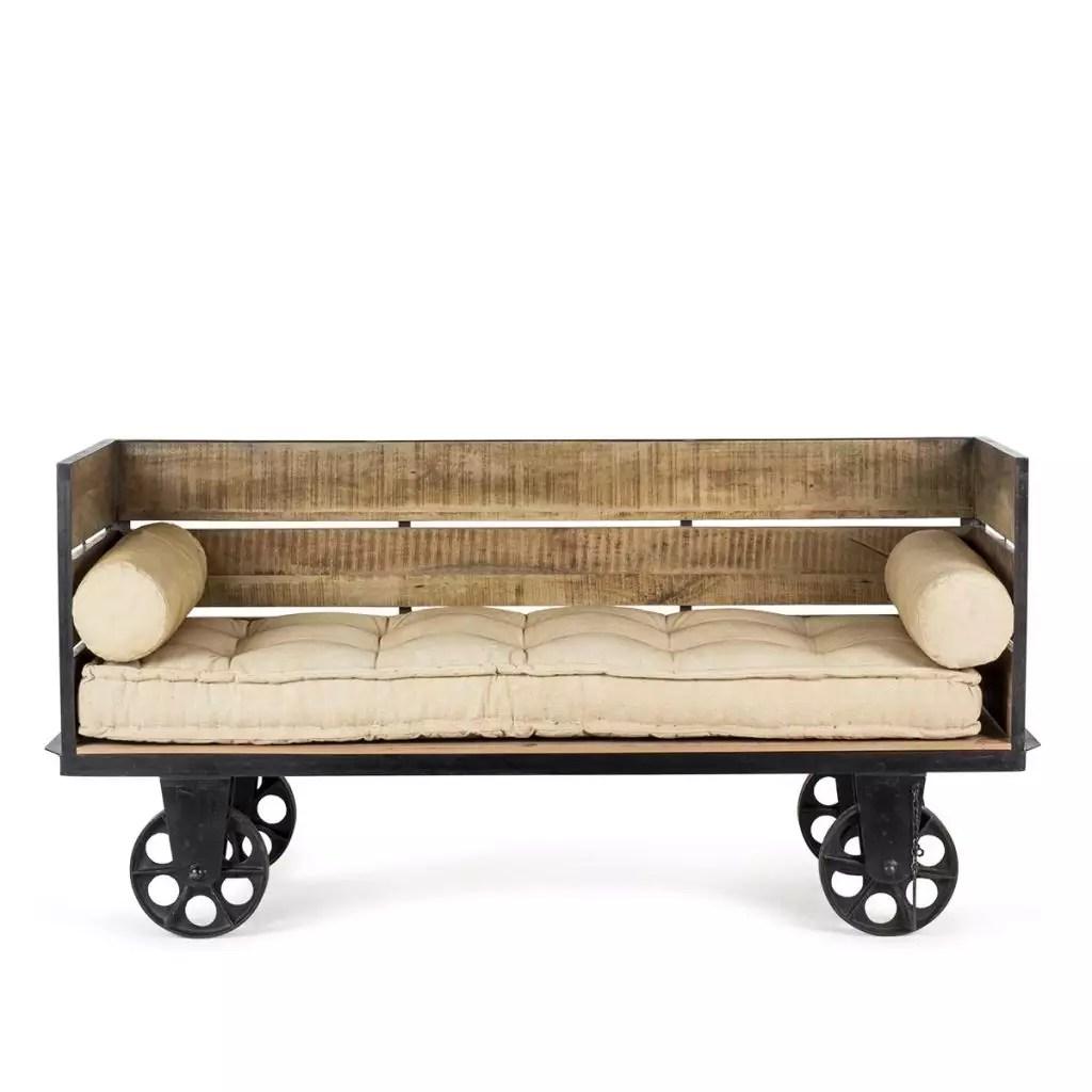 style industriel meubles