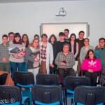 Campaña Prevención Impartida a los alumnos de ,DFA Centro de Estudios Vadorrey.